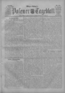 Posener Tageblatt 1906.04.22 Jg.45 Nr186