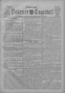 Posener Tageblatt 1906.04.23 Jg.45 Nr187