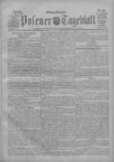 Posener Tageblatt 1906.05.01 Jg.45 Nr201