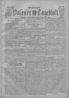 Posener Tageblatt 1906.05.03 Jg.45 Nr205