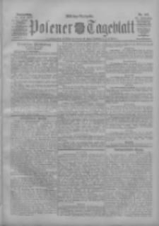 Posener Tageblatt 1906.05.10 Jg.45 Nr217