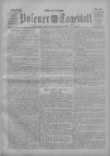 Posener Tageblatt 1906.05.26 Jg.45 Nr243