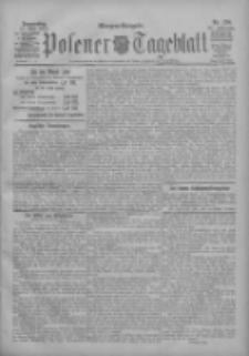 Posener Tageblatt 1906.05.31 Jg.45 Nr250