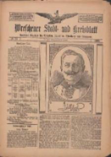Wreschener Stadt und Kreisblatt: amtlicher Anzeiger für Wreschen, Miloslaw, Strzalkowo und Umgegend 1912.01.27 Nr12