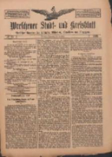 Wreschener Stadt und Kreisblatt: amtlicher Anzeiger für Wreschen, Miloslaw, Strzalkowo und Umgegend 1912.04.18 Nr47