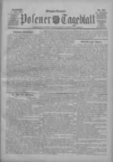 Posener Tageblatt 1906.06.02 Jg.45 Nr254