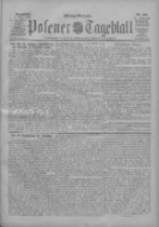 Posener Tageblatt 1906.06.02 Jg.45 Nr255