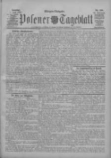 Posener Tageblatt 1906.06.03 Jg.45 Nr256