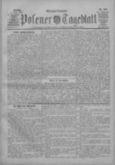 Posener Tageblatt 1906.06.08 Jg.45 Nr262