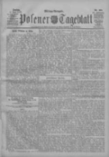 Posener Tageblatt 1906.06.08 Jg.45 Nr263