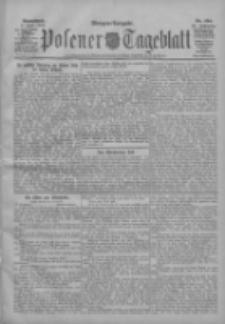 Posener Tageblatt 1906.06.09 Jg.45 Nr264