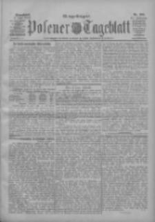 Posener Tageblatt 1906.06.09 Jg.45 Nr265