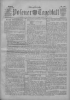 Posener Tageblatt 1906.06.11 Jg.45 Nr267