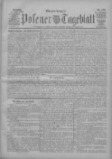 Posener Tageblatt 1906.06.12 Jg.45 Nr268