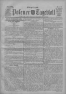 Posener Tageblatt 1906.06.14 Jg.45 Nr273
