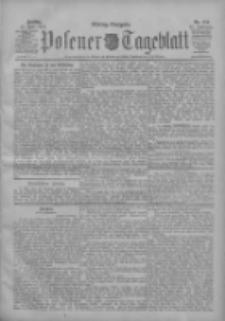Posener Tageblatt 1906.06.15 Jg.45 Nr275