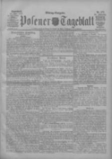 Posener Tageblatt 1906.06.16 Jg.45 Nr277