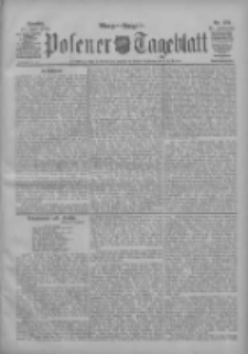 Posener Tageblatt 1906.06.17 Jg.45 Nr278