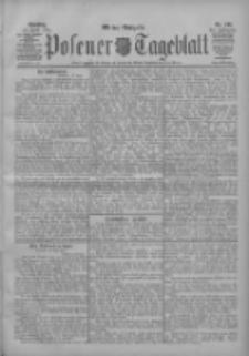 Posener Tageblatt 1906.06.19 Jg.45 Nr281