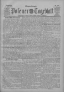 Posener Tageblatt 1906.06.21 Jg.45 Nr284