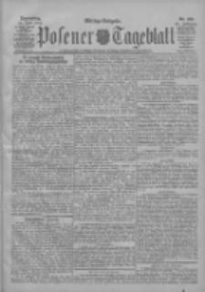 Posener Tageblatt 1906.06.21 Jg.45 Nr285