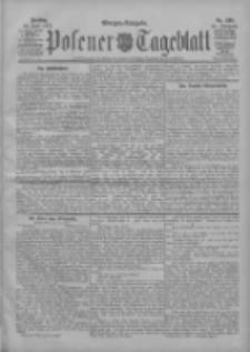 Posener Tageblatt 1906.06.22 Jg.45 Nr286