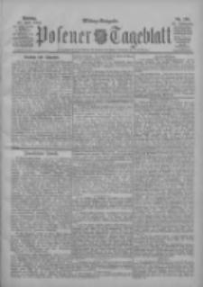 Posener Tageblatt 1906.06.25 Jg.45 Nr291