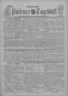 Posener Tageblatt 1906.06.26 Jg.45 Nr293