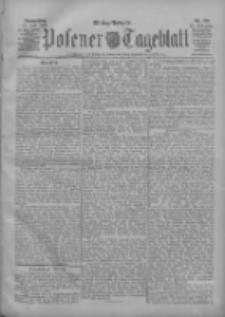 Posener Tageblatt 1906.07.12 Jg.45 Nr321