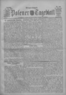 Posener Tageblatt 1906.07.22 Jg.45 Nr338