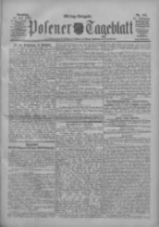 Posener Tageblatt 1906.07.24 Jg.45 Nr341