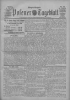Posener Tageblatt 1906.07.25 Jg.45 Nr342