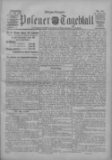 Posener Tageblatt 1906.07.26 Jg.45 Nr344