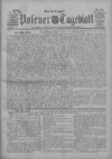 Posener Tageblatt 1906.07.27 Jg.45 Nr246