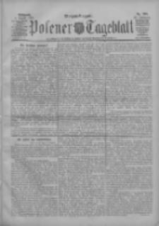 Posener Tageblatt 1906.08.08 Jg.45 Nr366