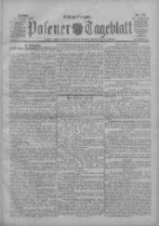 Posener Tageblatt 1906.08.10 Jg.45 Nr371