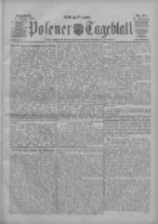 Posener Tageblatt 1906.08.11 Jg.45 Nr373
