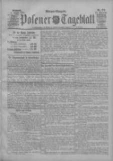 Posener Tageblatt 1906.08.15 Jg.45 Nr378