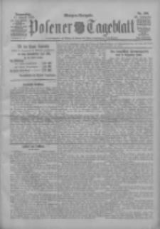 Posener Tageblatt 1906.08.16 Jg.45 Nr380