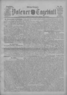 Posener Tageblatt 1906.08.16 Jg.45 Nr381