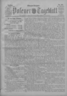 Posener Tageblatt 1906.08.21 Jg.45 Nr388