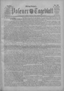 Posener Tageblatt 1906.08.21 Jg.45 Nr389