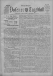Posener Tageblatt 1906.08.22 Jg.45 Nr390