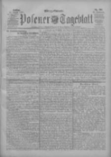 Posener Tageblatt 1906.08.24 Jg.45 Nr395