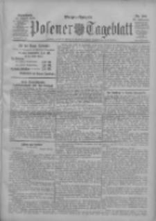 Posener Tageblatt 1906.08.25 Jg.45 Nr396