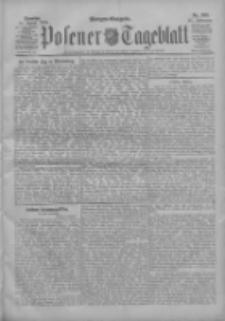 Posener Tageblatt 1906.08.26 Jg.45 Nr398