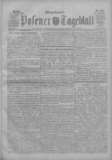 Posener Tageblatt 1906.08.27 Jg.45 Nr399