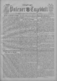 Posener Tageblatt 1906.08.28 Jg.45 Nr401