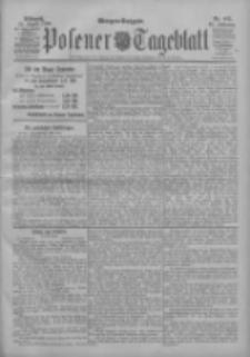 Posener Tageblatt 1906.08.29 Jg.45 Nr402