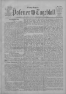 Posener Tageblatt 1906.09.11 Jg.45 Nr425